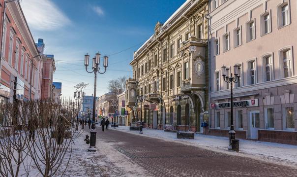Пешеходная экскурсия по ул. Б.Покровской