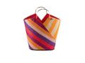 Good People Manitrip Retro/Sunflower Straw Bag