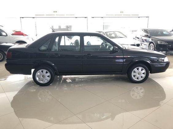 10. Volkswagen Santana 2.0 AP