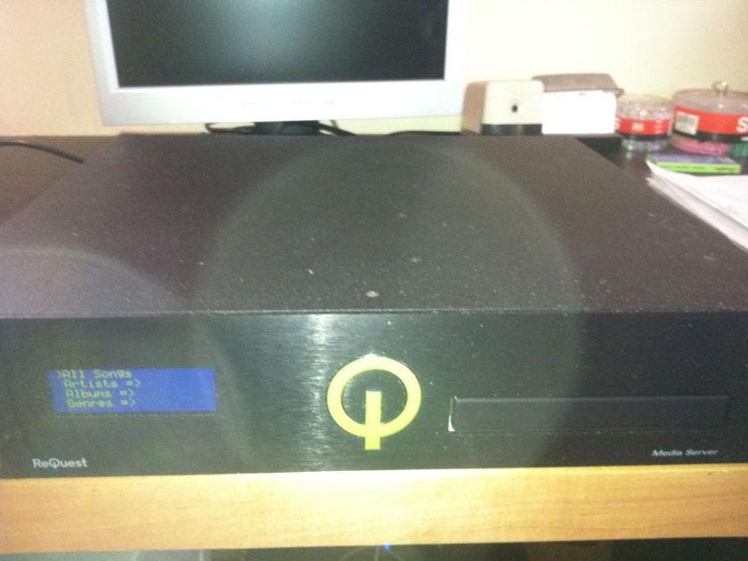 Audio Request F2 Server 250 GB