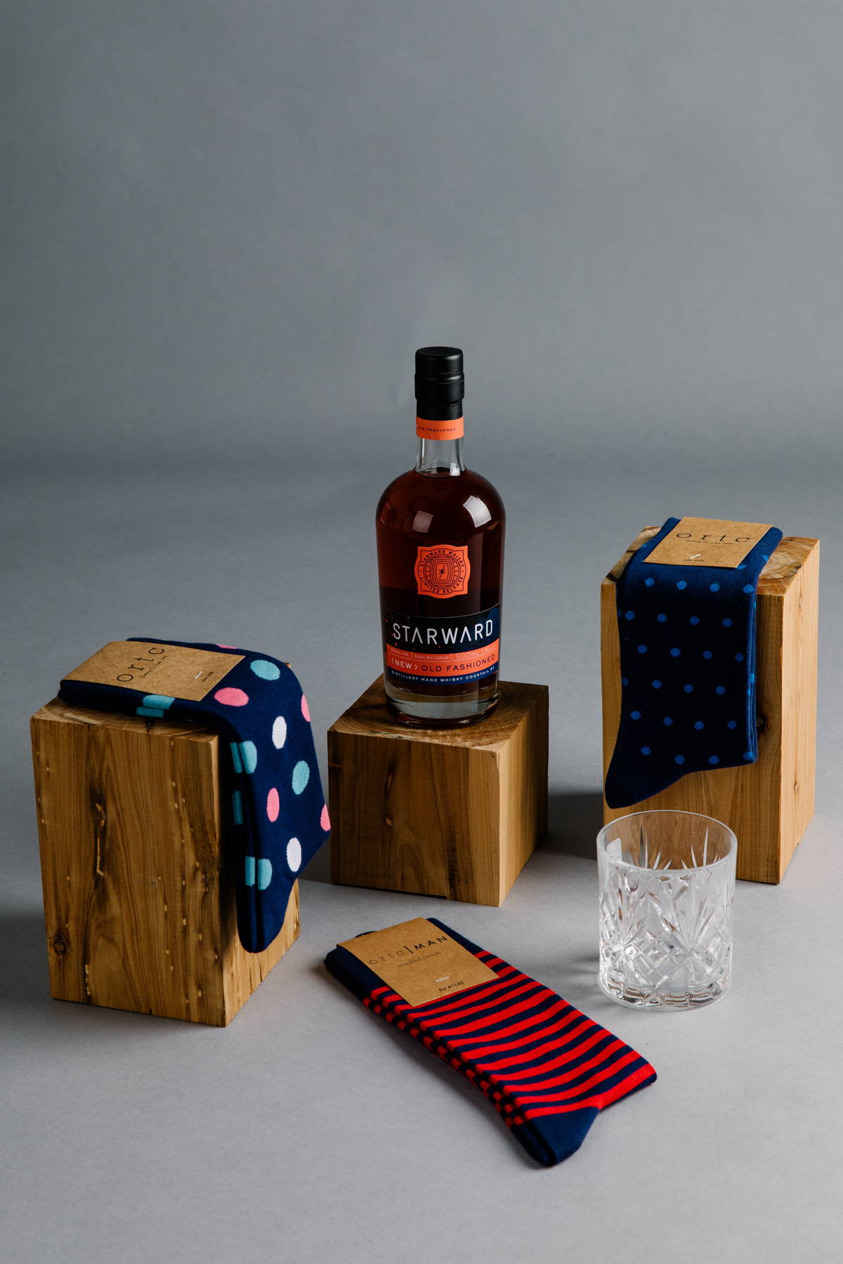 Socks + Beer, part of Manflower Co's range of Father's Day Gifts.
