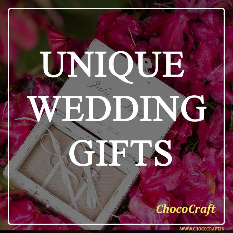 Different gifting idea for your Wedding