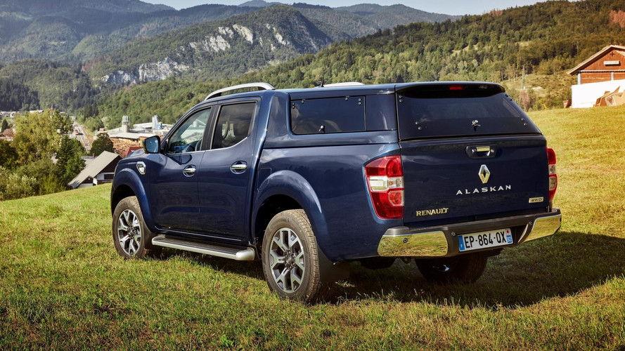 Renault Alaskan capota
