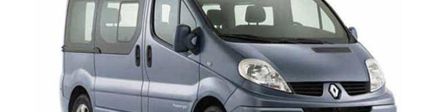 Услуги Русского Гида с машиной Renault Trafic - 8 мест