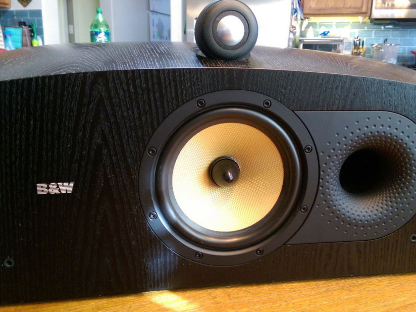 Bowers & Wilkins HTM-2 Center Channel - Pristine Condition B&W