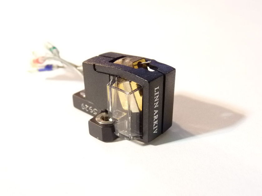 Linn Arkiv B low output  moving coils cartridge LOMC Lyra/Koetsu made