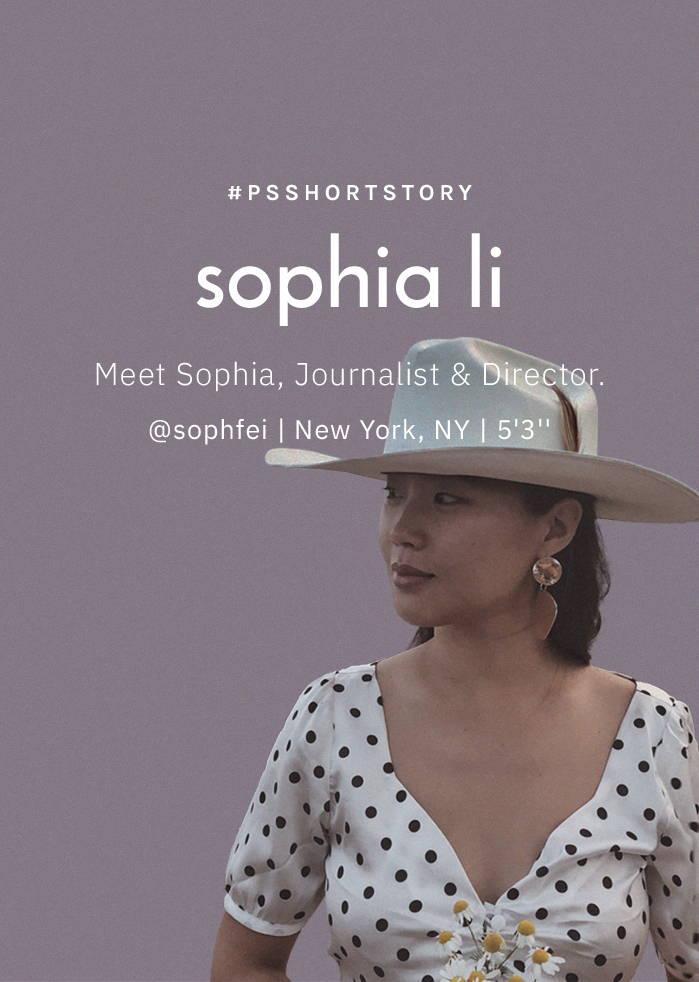 Shortstory_Sophia Li_Petite Studio