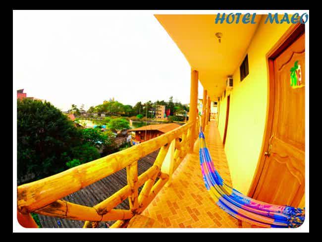 Hotel Maeo-Montañita