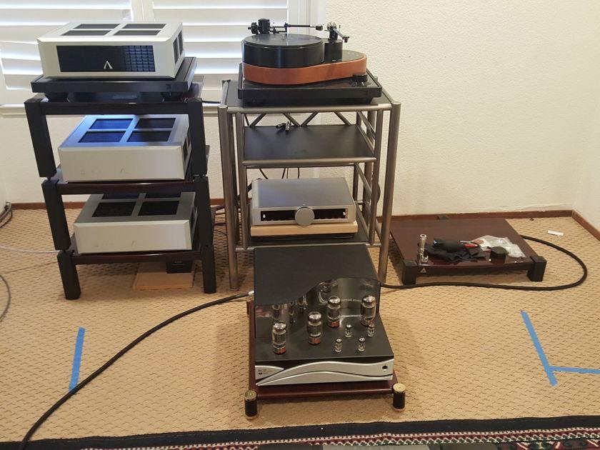 Zesto Audio Bia 120 Stereo amplifier