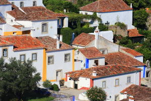 Explore the Colours of Obidos Private Tour