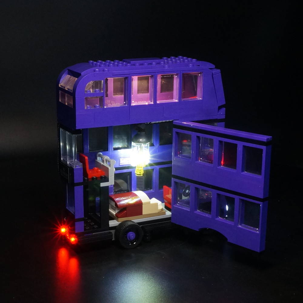 LEGO Knight Bus 75957 Light Kit