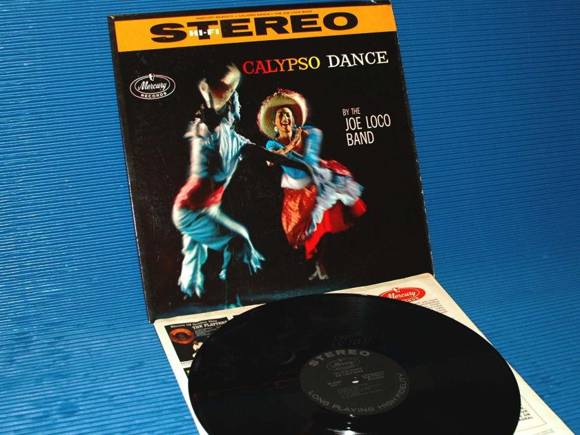 "JOE LOCO BAND   - ""Calypso Dance"" -  Mercury 1958 1st pressing Stereo"