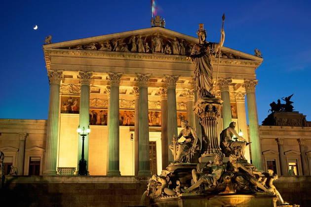 Поездка в Вену (выездная экскурсия из Будапешта)