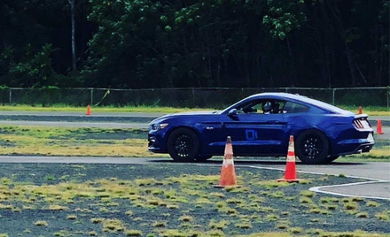 Hawaii Island SCCA Solo Event #12  12/30/2018