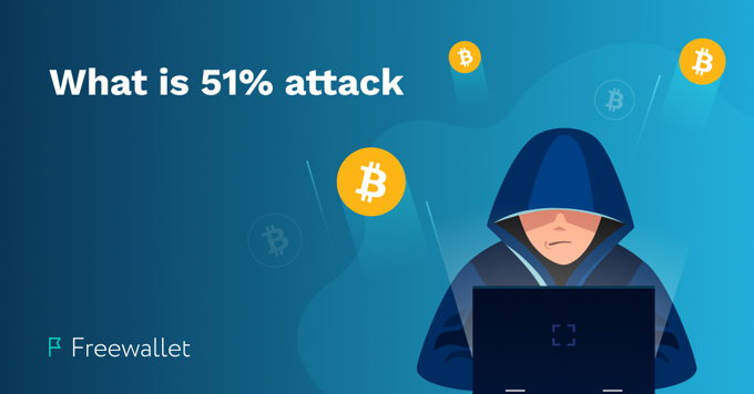 What is 51% attack?