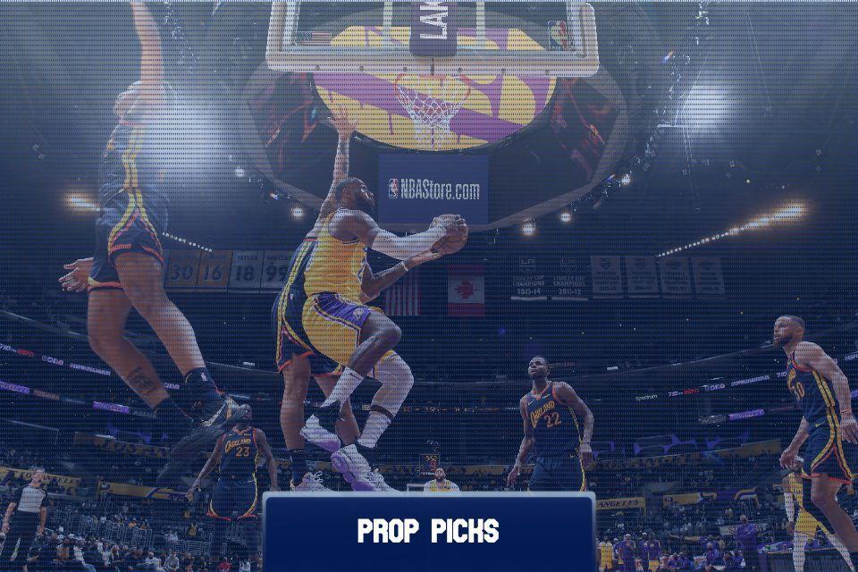 Best NBA Player Stat Leader Prop Picks