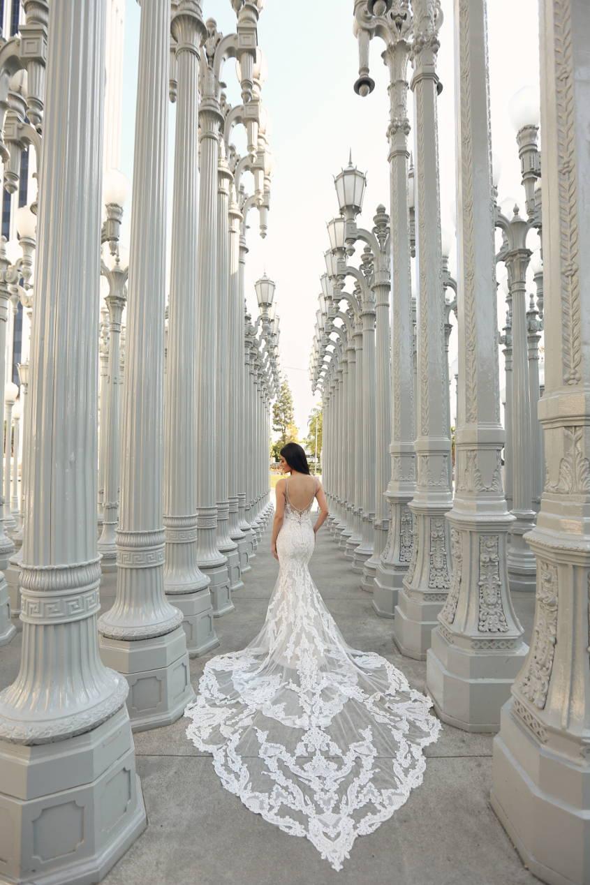 WEDDING DRESS ENZOANI NANETTE