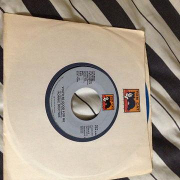 Blue Vinyl 45