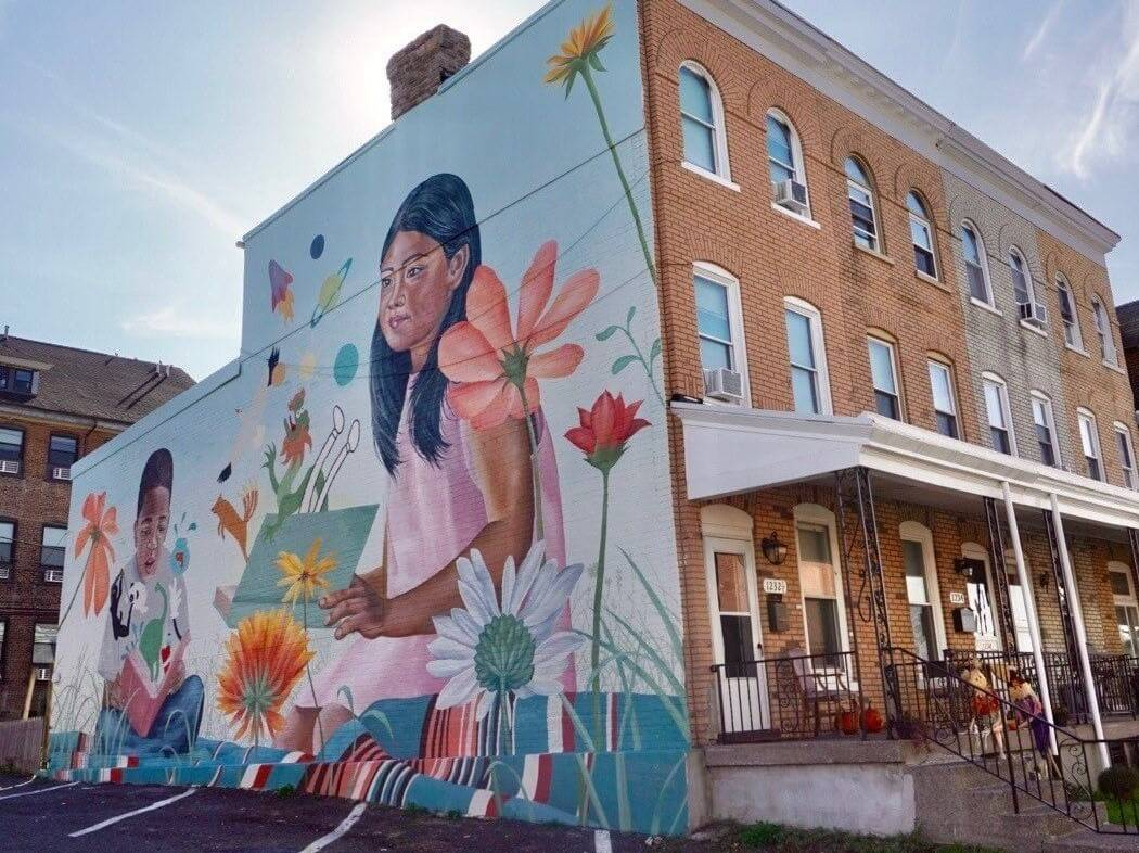 mural by aaron glassman and celeste byers