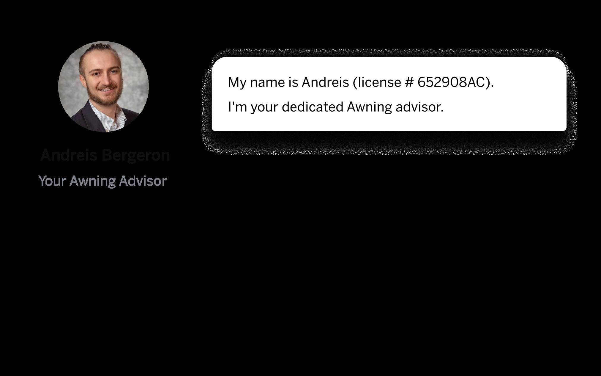 Advisor Chat Screen