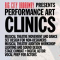 Bridging the Gap Performance Art Clinics