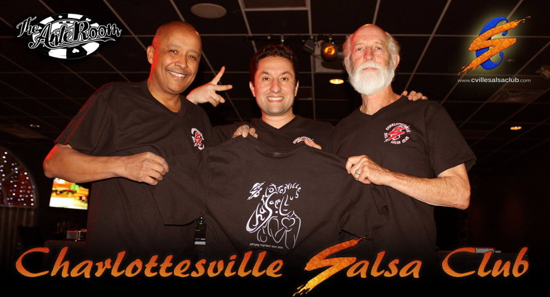Charlottesville Salsa Club Monthly Party