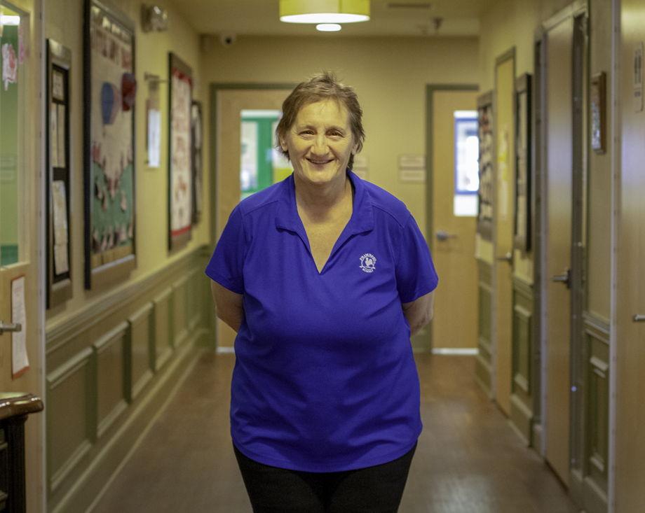 Pam Ryburn , Prekindergarten Teacher