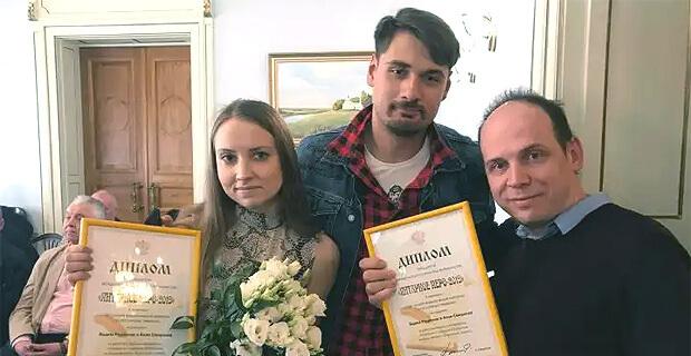 Журналисты радио Baltkom получили премию «Янтарное перо» - Новости радио OnAir.ru