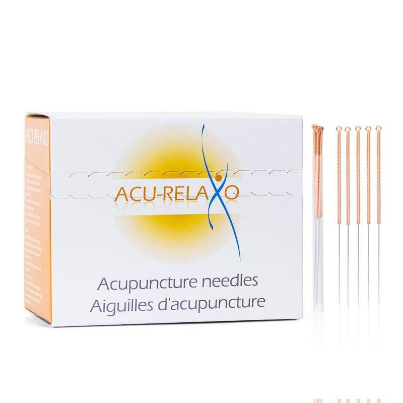 Achetez des aiguilles d'acupuncture au Canada. Livraison rapide et gratuite sur toutes les commandes de plus de 69 $
