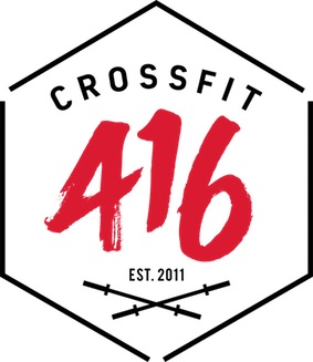 CrossFit 416 logo