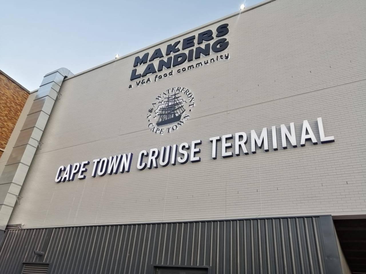 Cape Town Cruise Terminal