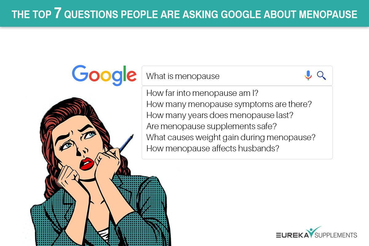 menopause frequently asked questions