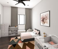 five-by-rizny-sdn-bhd-contemporary-minimalistic-modern-malaysia-selangor-bedroom-kids-3d-drawing-3d-drawing