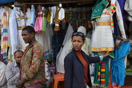 Private Walking Tour in Addis Ababa Halfday tour