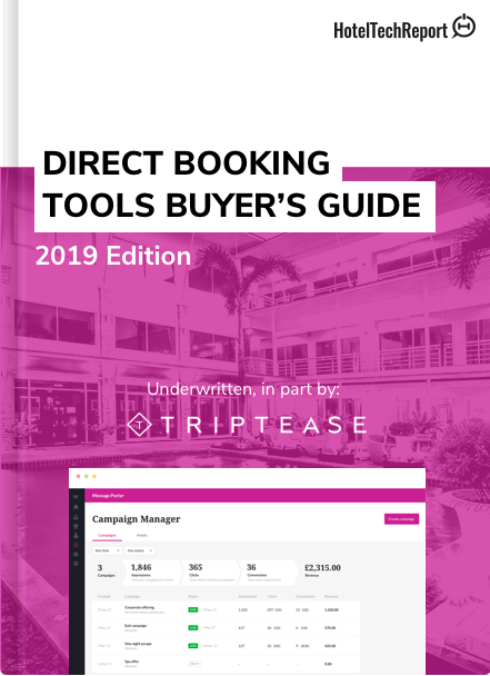 The 2019 Hotelier's Guide to Direct Booking Platforms