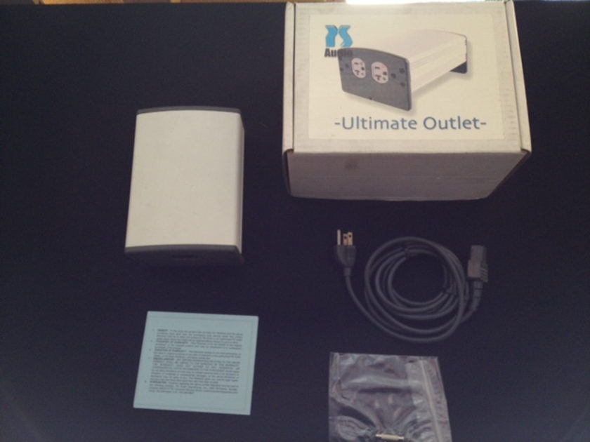 PS AUDIO  Ultimate Outlet
