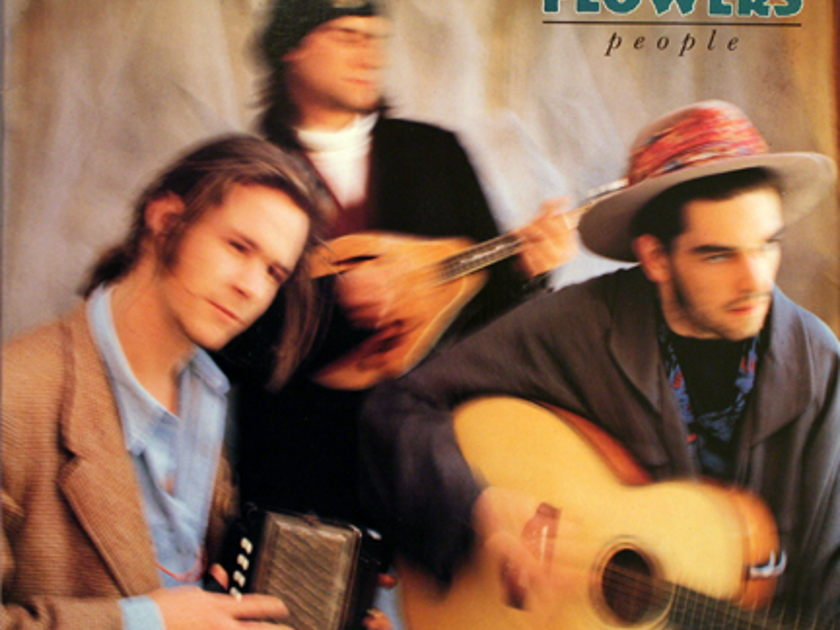 Hothouse Flowers: - People