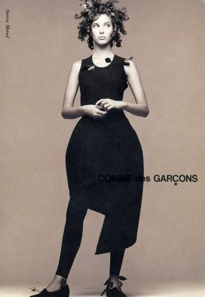 Comme des Garçons Advertising Campaigns Comme des Garçons 1986