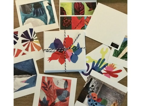 *Buy Now!* Notecard Set Featuring Cold Spring School Student Artwork
