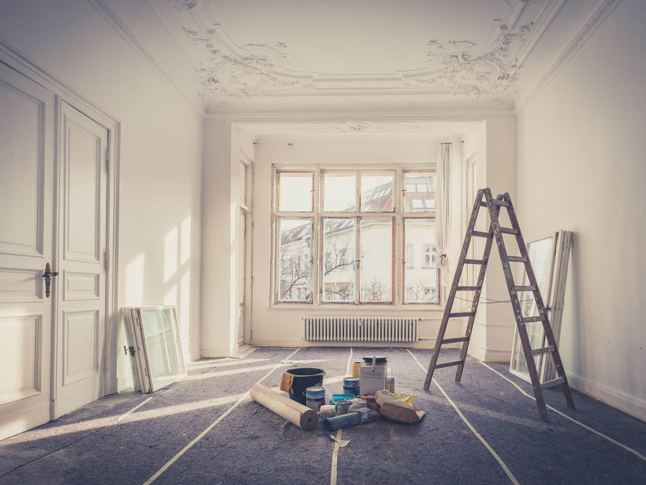 Why renovating your home is best done in spring