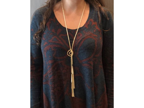 Kendra Scott Jewelry Phara Necklace in Gold