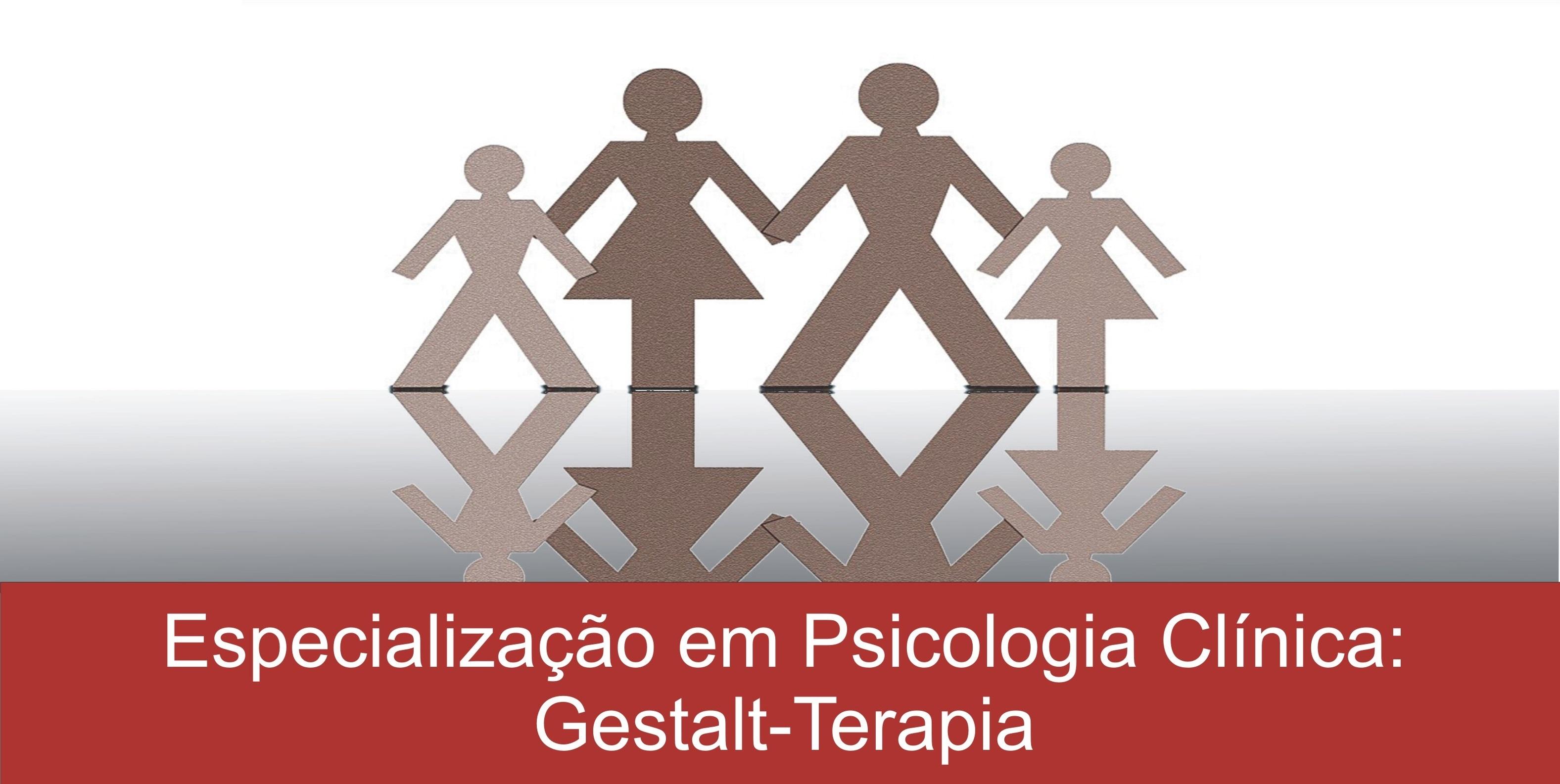 Especialização em Psicologia Clínica Gestalt-Terapia