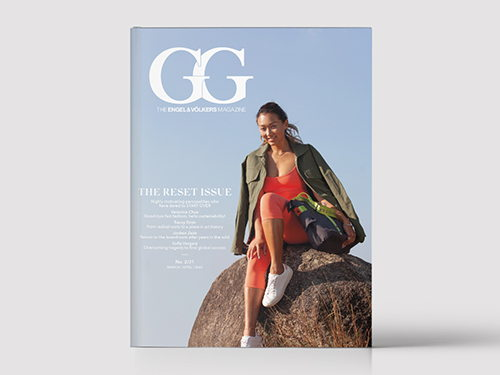 We're delighted to present the new issue of GG