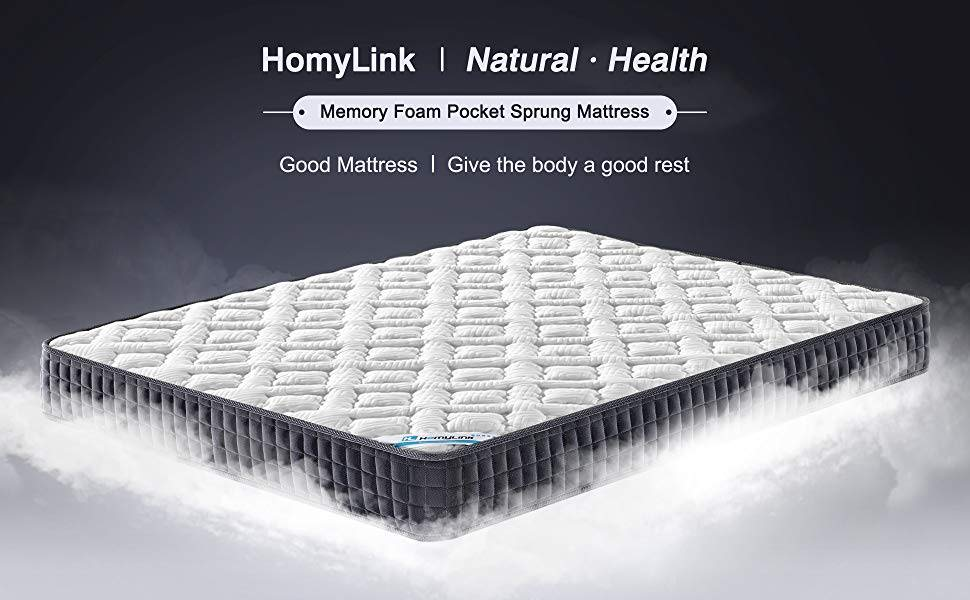 best pocket sprung mattress