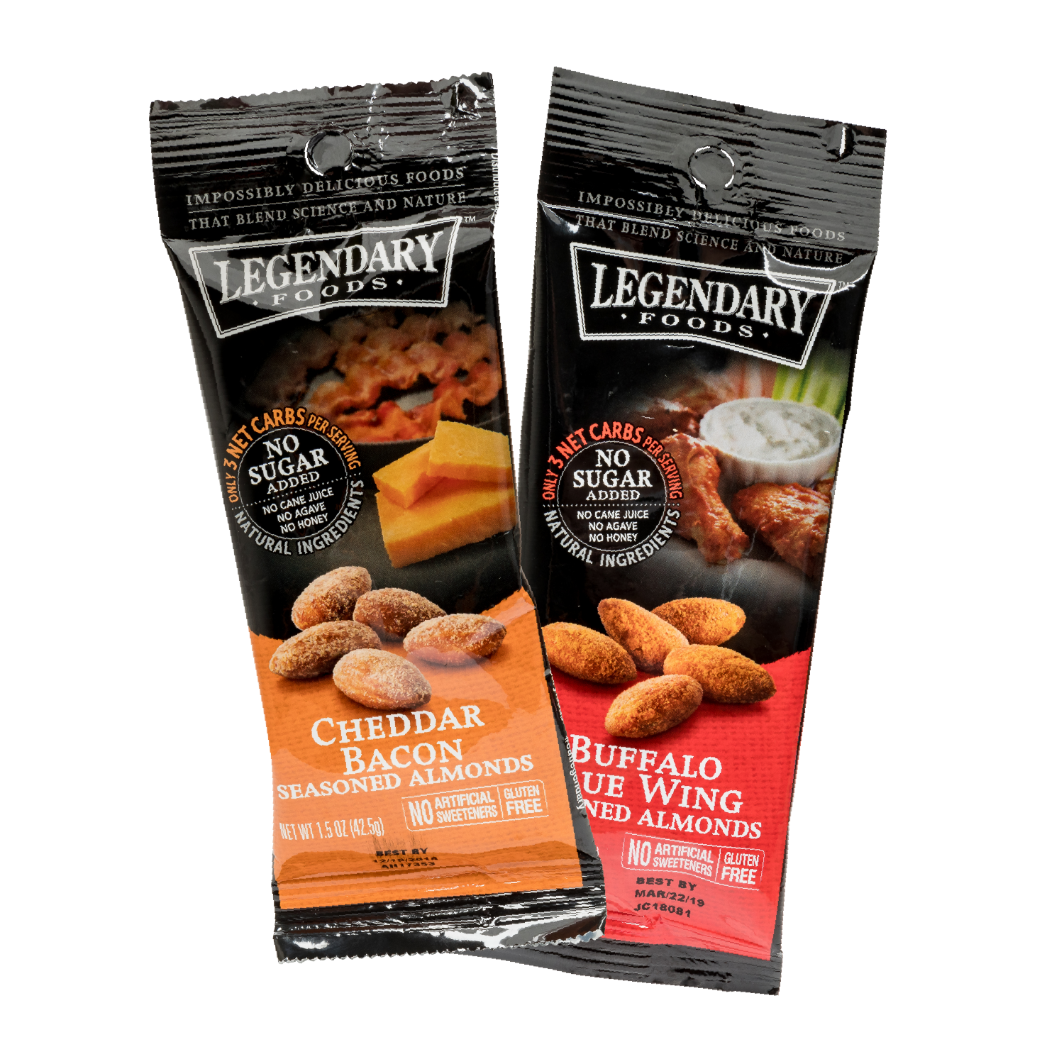 Legendary Foods Nuts
