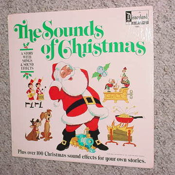 The Sounds of Christmas lp record