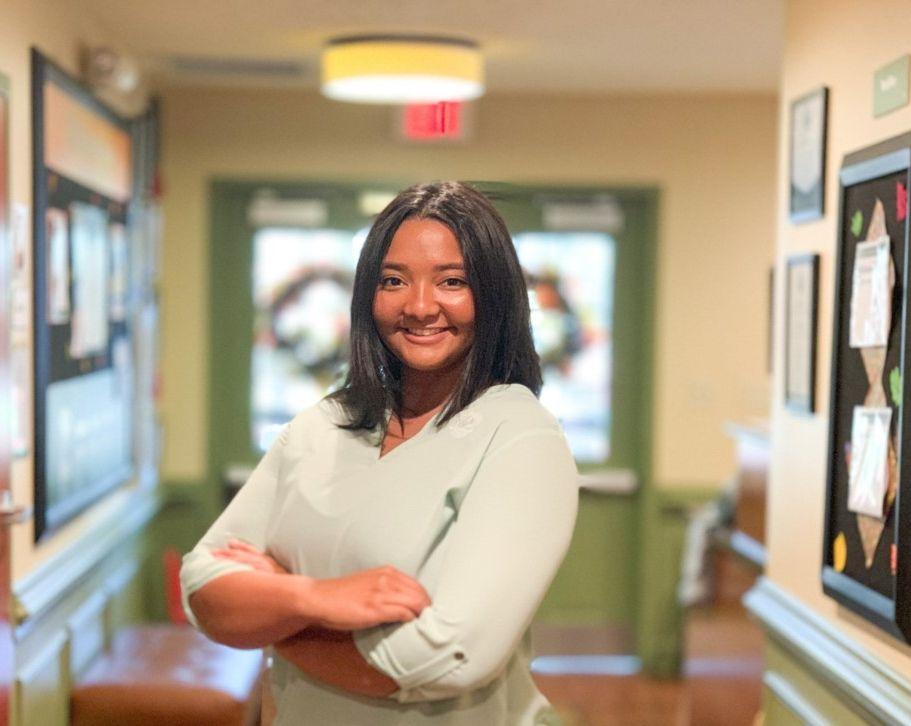 Ms. Pearson , Infant II Lead Teacher