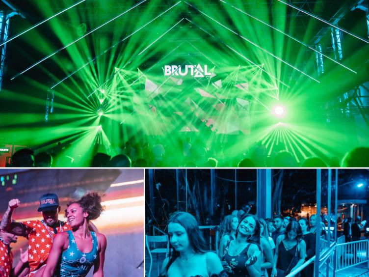Brutal, latin rithms and reggaeton in Ibiza