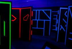 bg lasertag erlebnis gmbh halle hindernisse