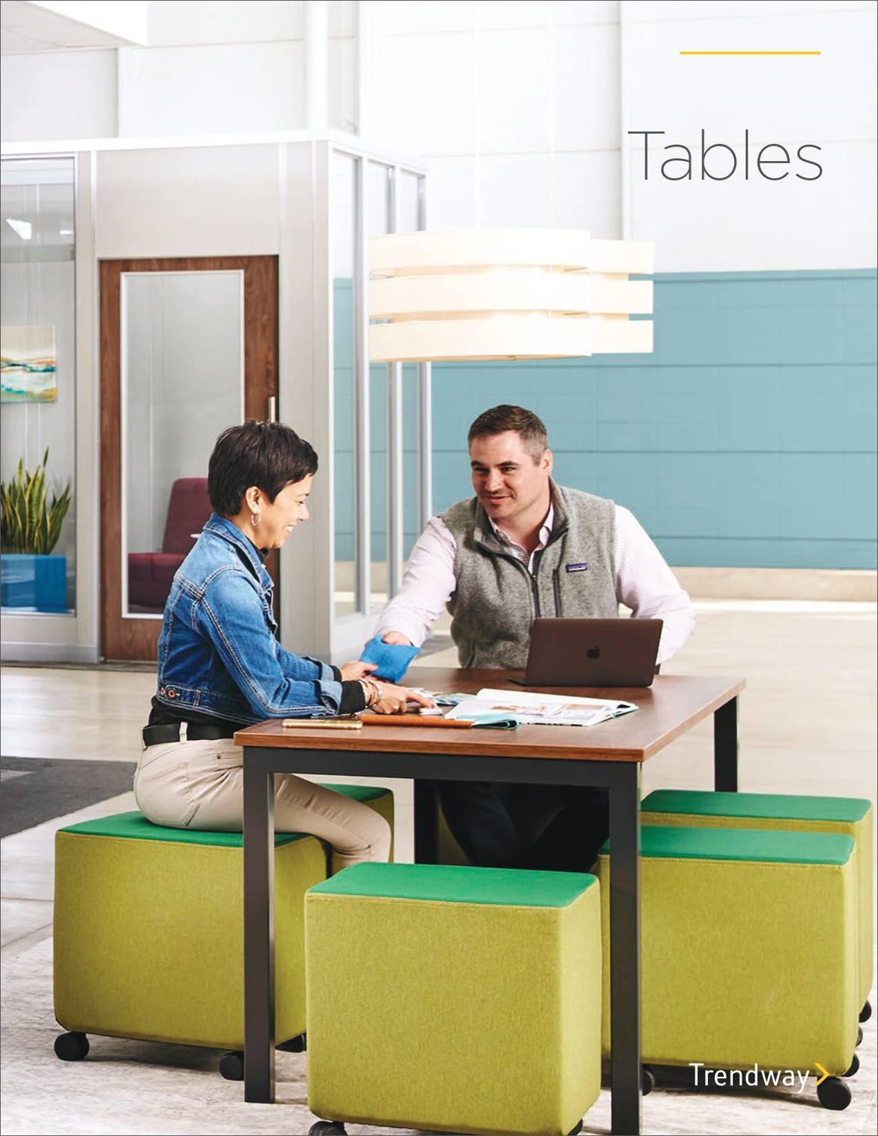 Trendway Furniture Tables Brochure